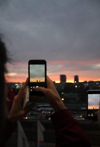Die perfekte Größe für eine Instagram Story