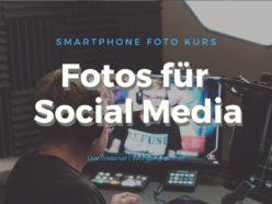 Webinar – Smartphone Foto Kurs