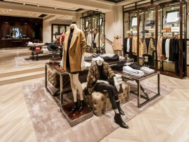 Modegeschäft Store Fotografie Innsbruck