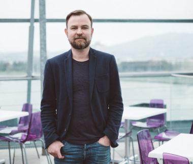 Christian Tod, österreichischer Regisseur - Portrait in Linz AEC