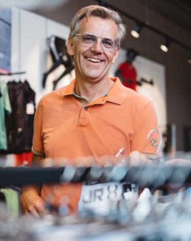 PR und Business Portrait Mathias Boenke Intersport