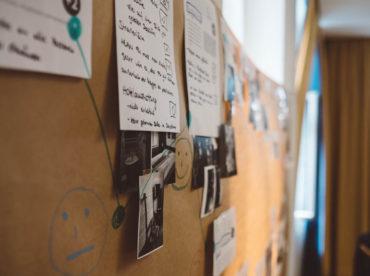Fotoreportage über einen Workshop in Freistadt. Studenten erarbeiten mit der Methode Customer Journey für ein Tourismusprojekt