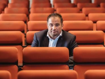 Business Portrait Dr.Michael Affenzeller, Professor für Heuristische Optimierung und maschinelles Lernen